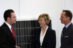 Zu Besuch bei Bosch Solar am Erfurter Kreuz
