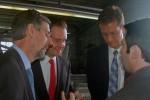 Gemeinsam mit dem Staatssekretär im Bodelschwingh Hof Mechterstädt e.V.