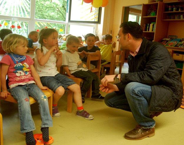Im Kindergarten Bummi