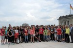 Die Goetheschule zu Besuch in Berlin
