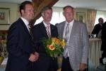 Gratulation für den Landrat Konrad Gießmann