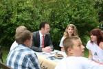 Mit Marion Walsmann beim dritten Thüringer Kindergipfel in Ilmenau