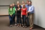 Gemeinsam mit meinen Mitarbeitern auf der Klausurtagung in Ilmenau