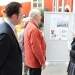 Ausstellungseröffnung in Arnstadt zum 60. Jahrestag des Volksaufstandes in der DDR