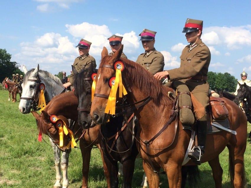 Kavalleriemeisterschaften auf der Gothaer Rennbahn Boxberg