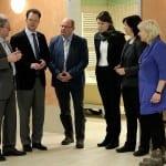 Im Gespräch mit den Verantwortlichen des Kinderund Jugendhospizes Mitteldeutschland