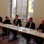 Diskussionsrunde in Arnstadt zum Thema Sterbebegleitung