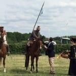 Kavallerie-Meisterschaft in Gotha