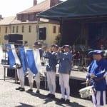 Eröffnung des Stadtfests in Ohrdruf