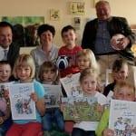 Kindertag im Kindergarten Molschleben