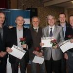 Auszeichnungen auf dem Kreisparteitag der CDU Ilm-Kreis in Möhrenbach