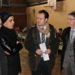 Besuch der Flüchtlinge Friemar