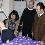 Besuch der Pflegeschule Gobi in Gotha