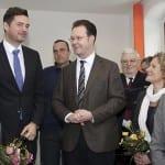 Eröffnung der Kreisgeschäftsstelle der CDU in Arnstadt