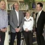 Besuch der Seniorenresidenz Dornheimer Berg in Arnstadt.