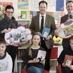 Besuch des Lesecafés an der Regelschule Geraberg