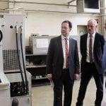 Besuch bei SMA Sondermaschinenbau und Industrieservice Stadtilm GmbH