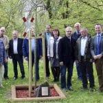Gedenkfeier zu Ehren von Hansjoachim Walther