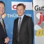 Gastredner Michael Kretschmer, stellv. Vorsitzender der CDU/CSU Bundestagsfraktion