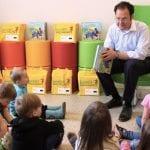 Lese-Start-Aktion in der Stadtbibliothek Gotha