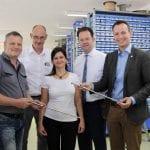 Besuch Temperaturmeßtechnik Geraberg GmbH