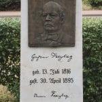 Grabstätte von Gustav Freytag