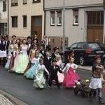 20-jähriges Kirmesjubiläum in Hohenkirchen