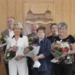 Verabschiedung ehrenamtlicher Bürgermeister