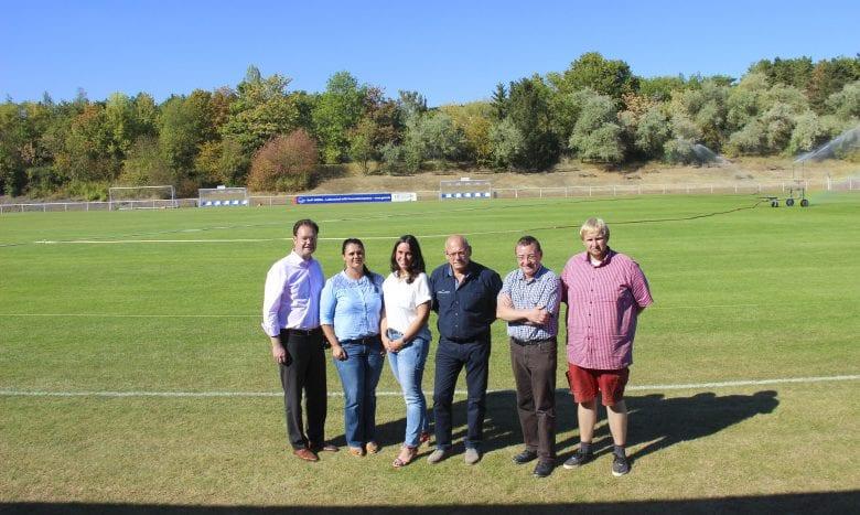 Besuch der GeAT-Arena in Dachwig