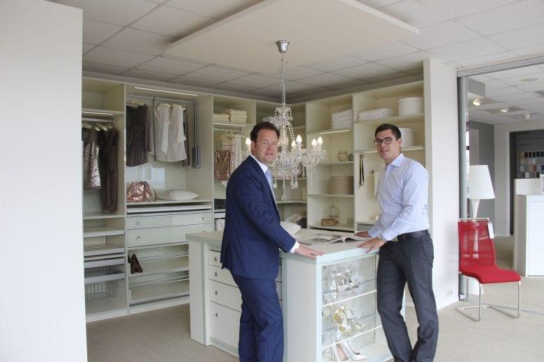 Firmenbesuch Möbel Kieppe, Arnstadt