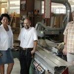 Besuch der Aus- und Fortbildungszentrum des Baugewerbes Gotha mit Kreishandwerkerschaft