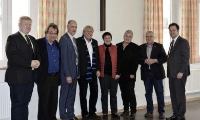 Zu Gesprächen zum Bundesteilhabegesetz im Bodelschwingh-Hof Mechterstädt