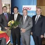Nominierung durch Wahlkreis-vertreterversammlung, Mühlberg